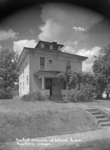 Minthorn House in 1947